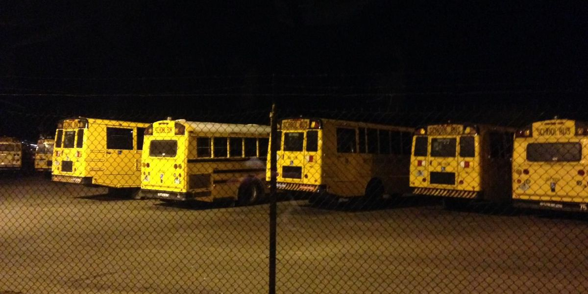 Public meeting to address school bus concerns in Charleston County