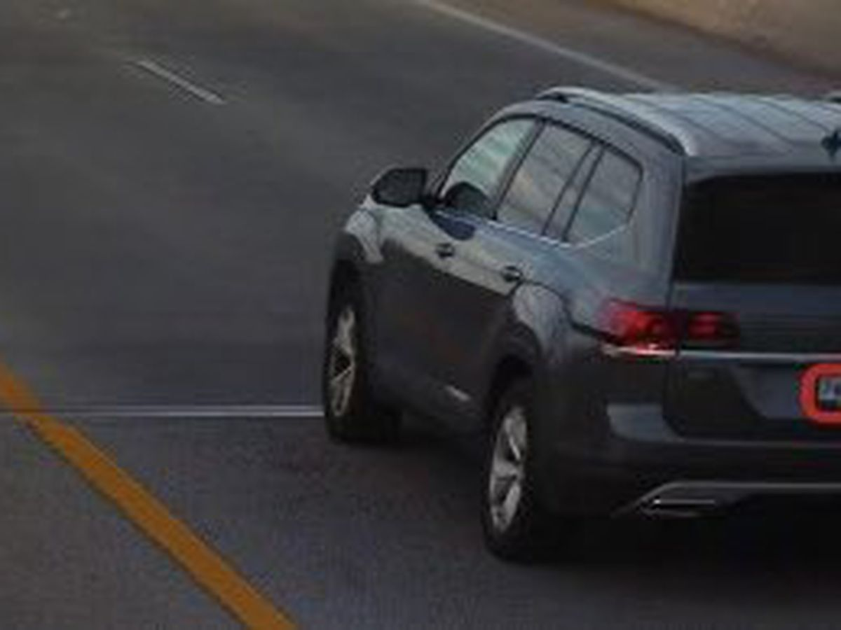 Mount Pleasant Police release photograph of car stolen in carjacking