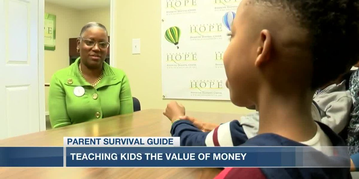 VIDEO: Parent Survival Guide: Teaching kids the value of money