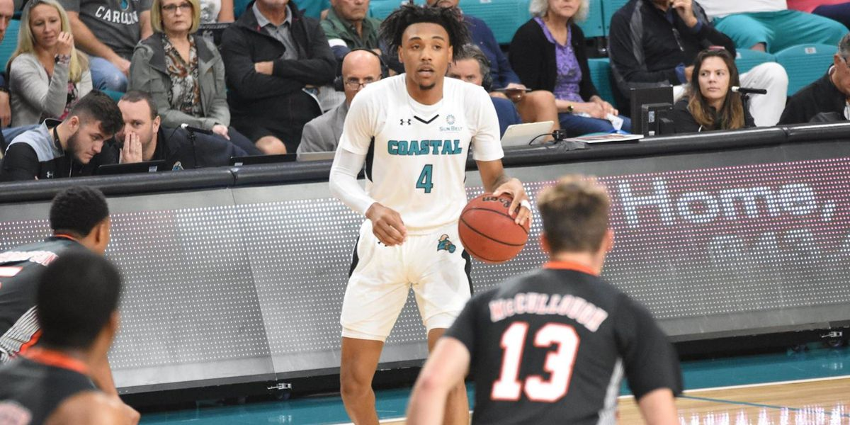 Coastal Carolina falls at home in opener to Campbell