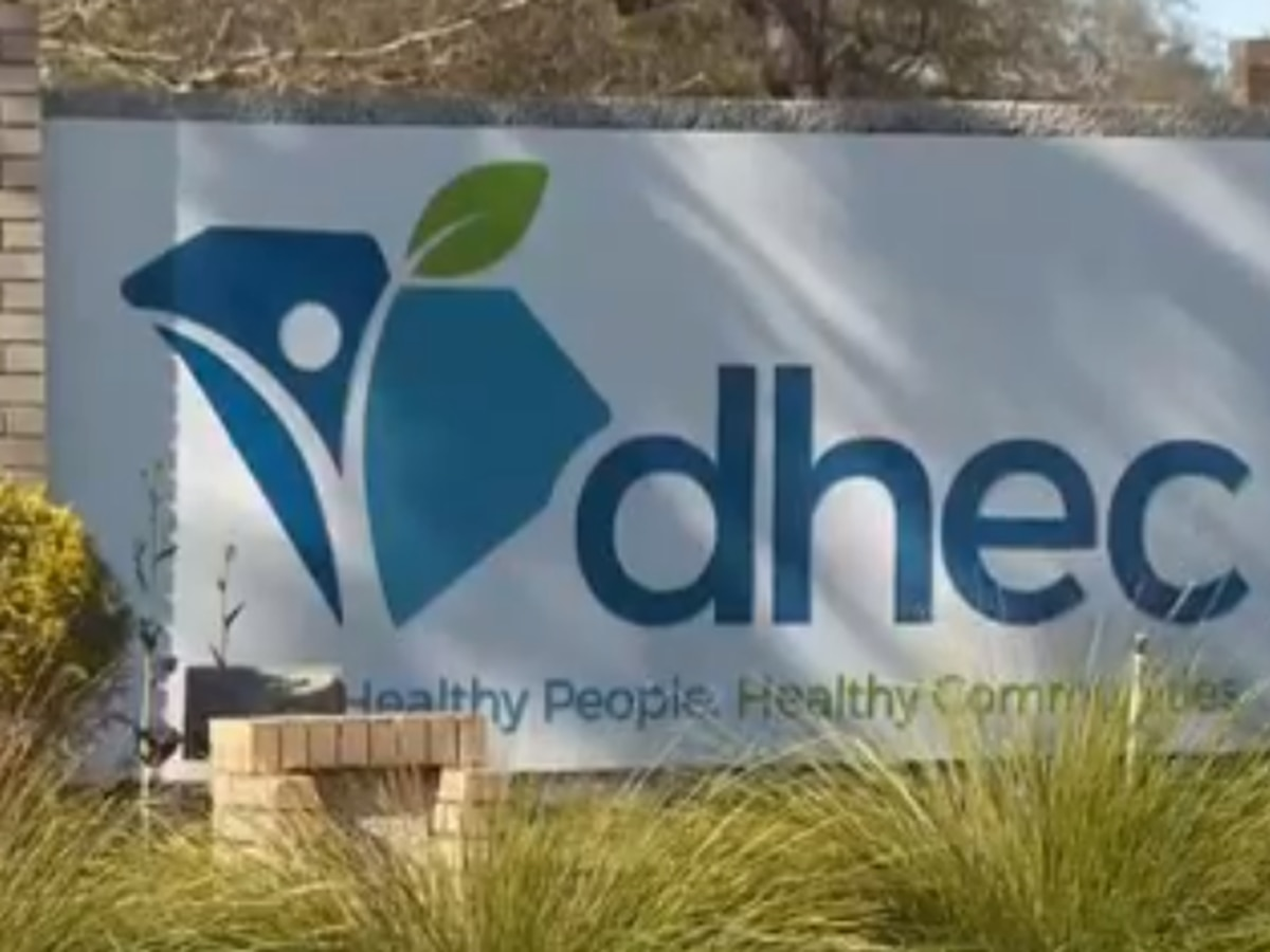 DHEC employee stabbed at 'off-campus' location