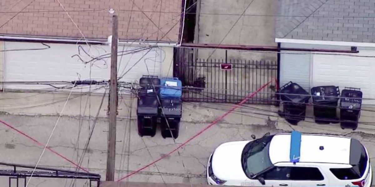 Good Samaritans rescue hours-old baby from garbage can in Chicago alley