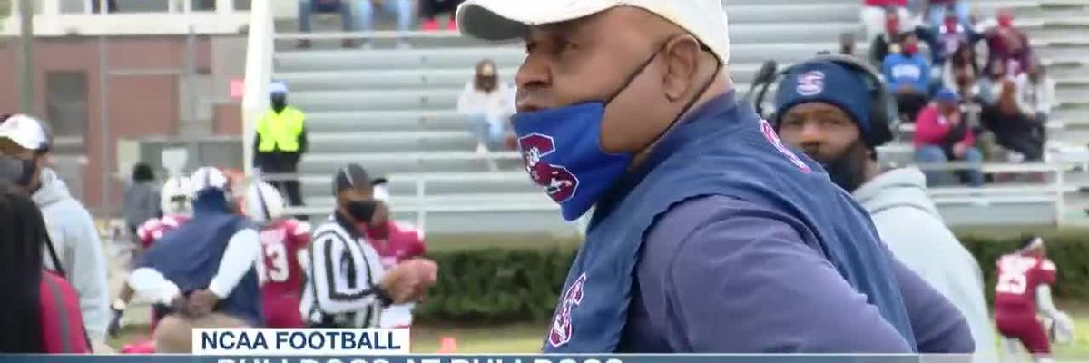 VIDEO: Glass near perfect in Alabama A&M's 31-7 win over S.C. State