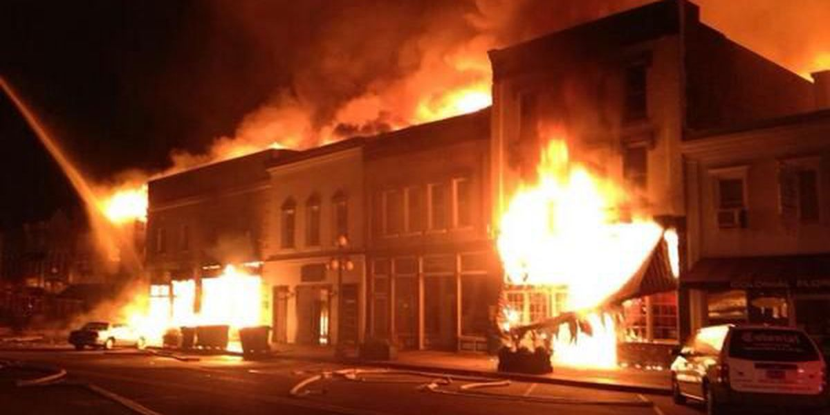 SC agency to help boost tourism to Georgetown after fire