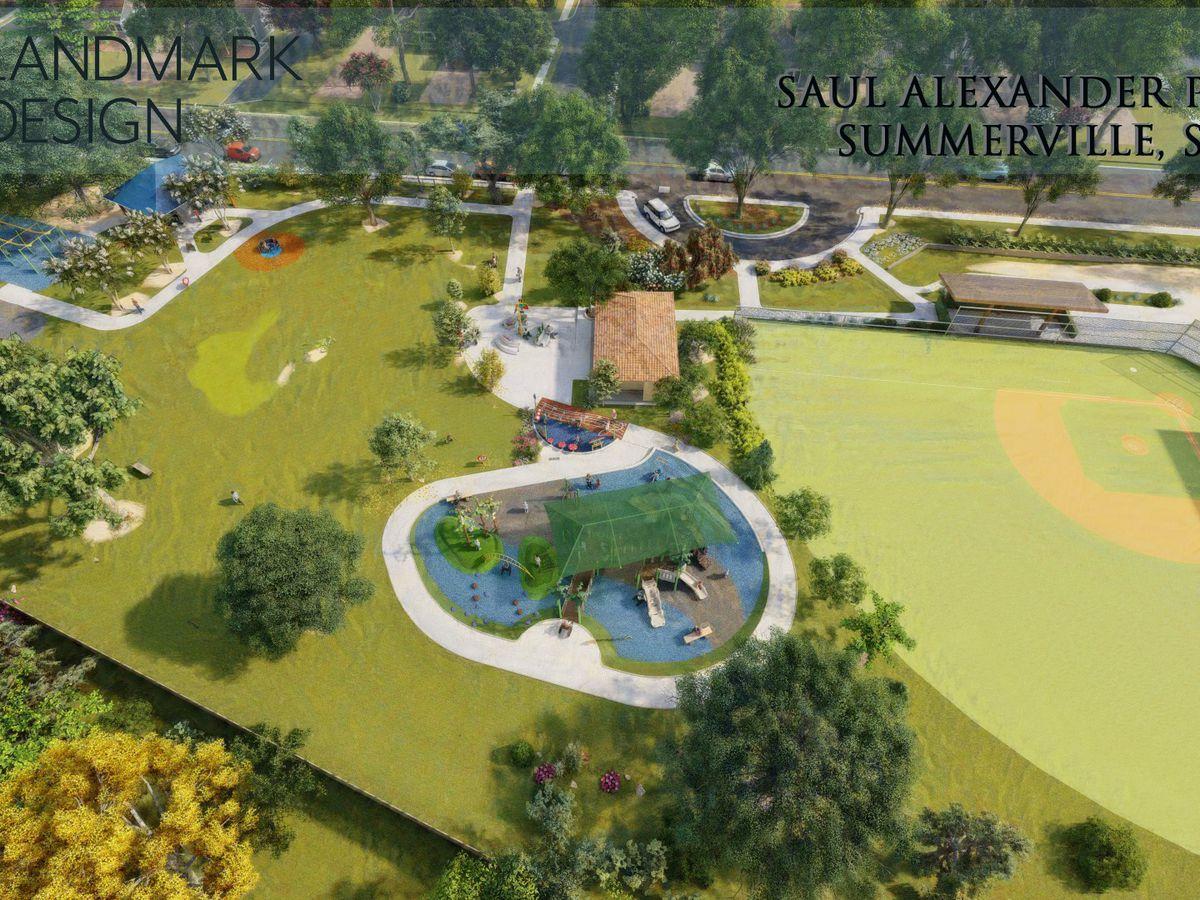 Work to begin on inclusive playground in Summerville