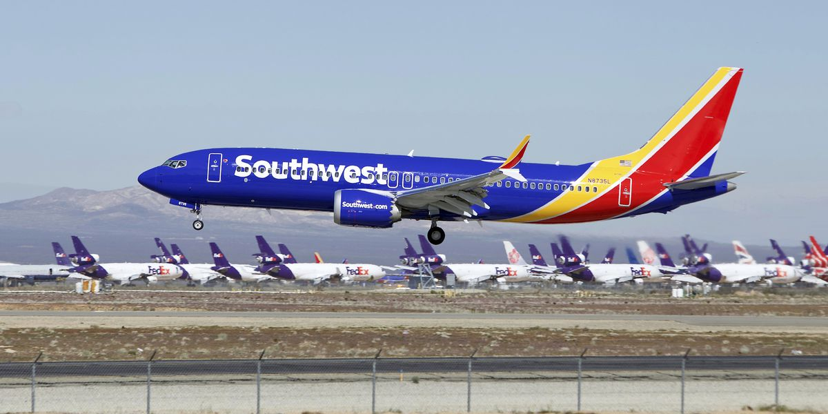 Southwest adds nonstop flights from Charleston to Atlanta and Kansas City starting in 2020