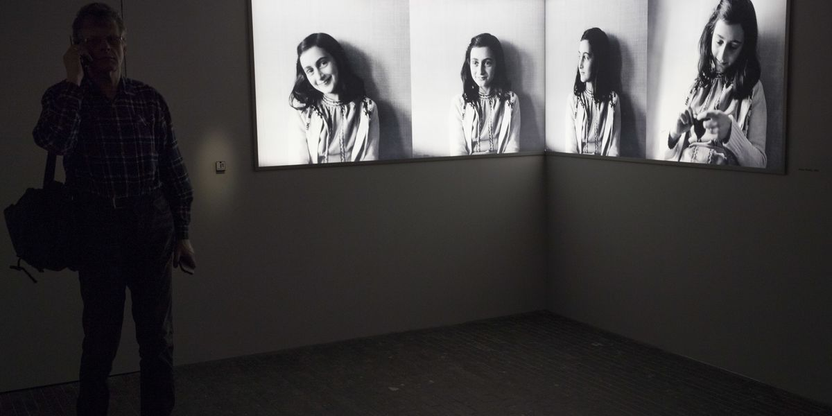 Anne Frank House renovated to tell story to new generation