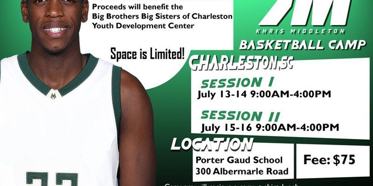 Fifth Annual Khris Middleton Basketball Camp