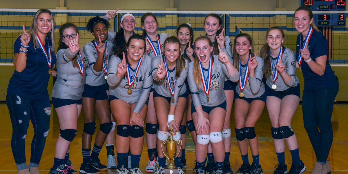 Cathedral Academy wins state championship