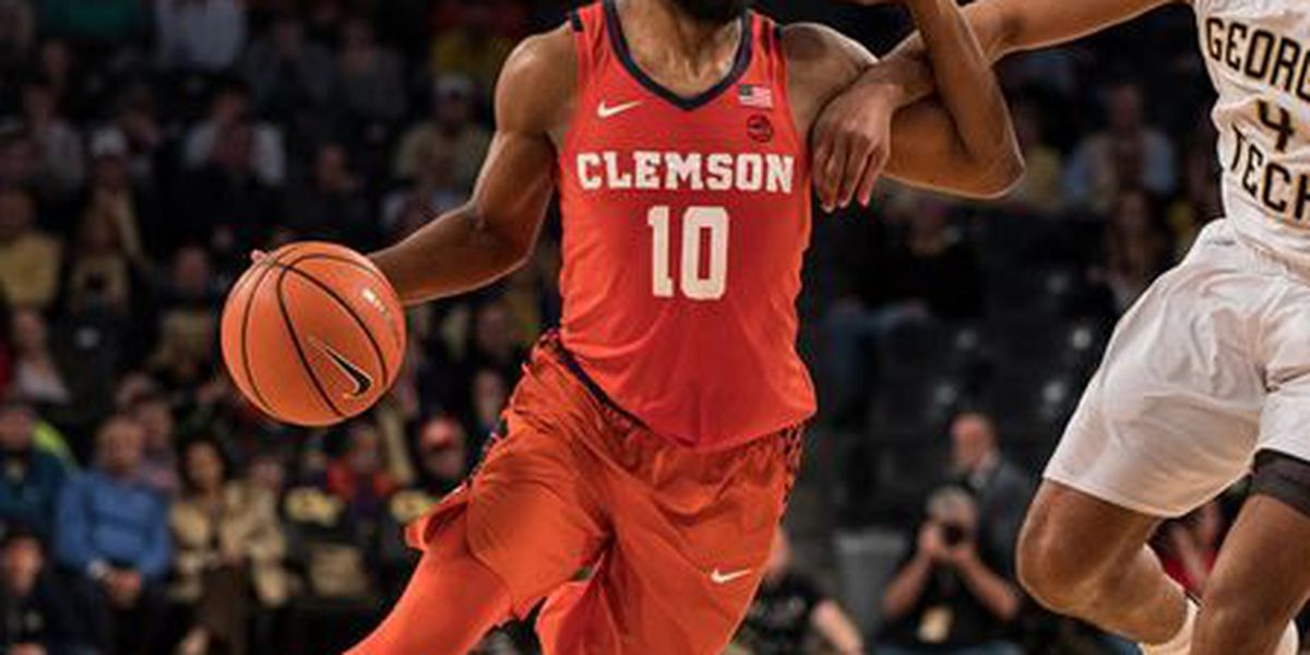 Clemson's Gabe DeVoe Named ACC Player of the Week