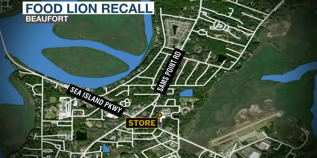 VIDEO: Food Lion recalls ground beef sold from Beaufort location