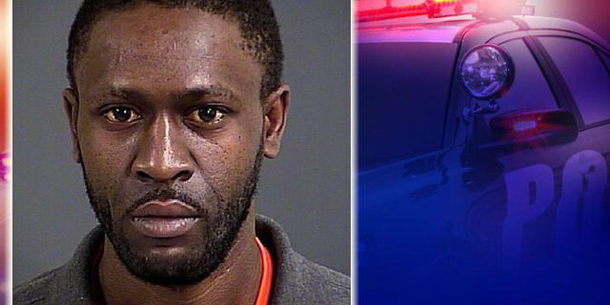Report: Man arrested for assaulting police officer