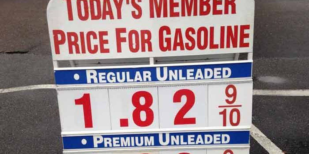 Report: Gas prices dropping in SC