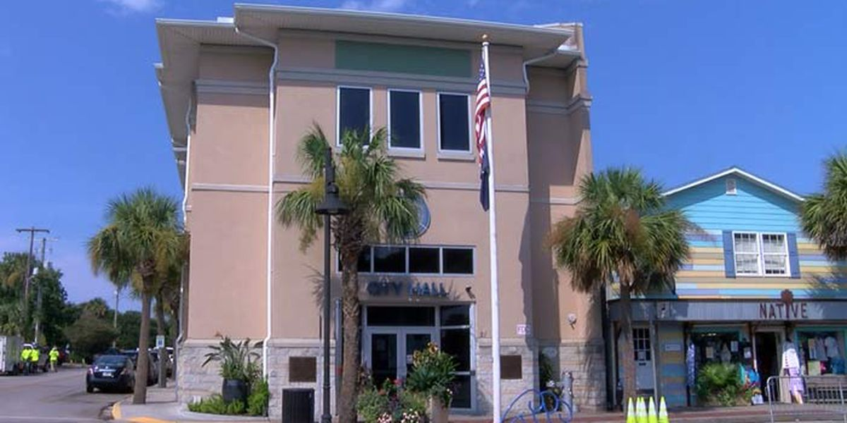 Folly Beach City Hall renovations could start this month