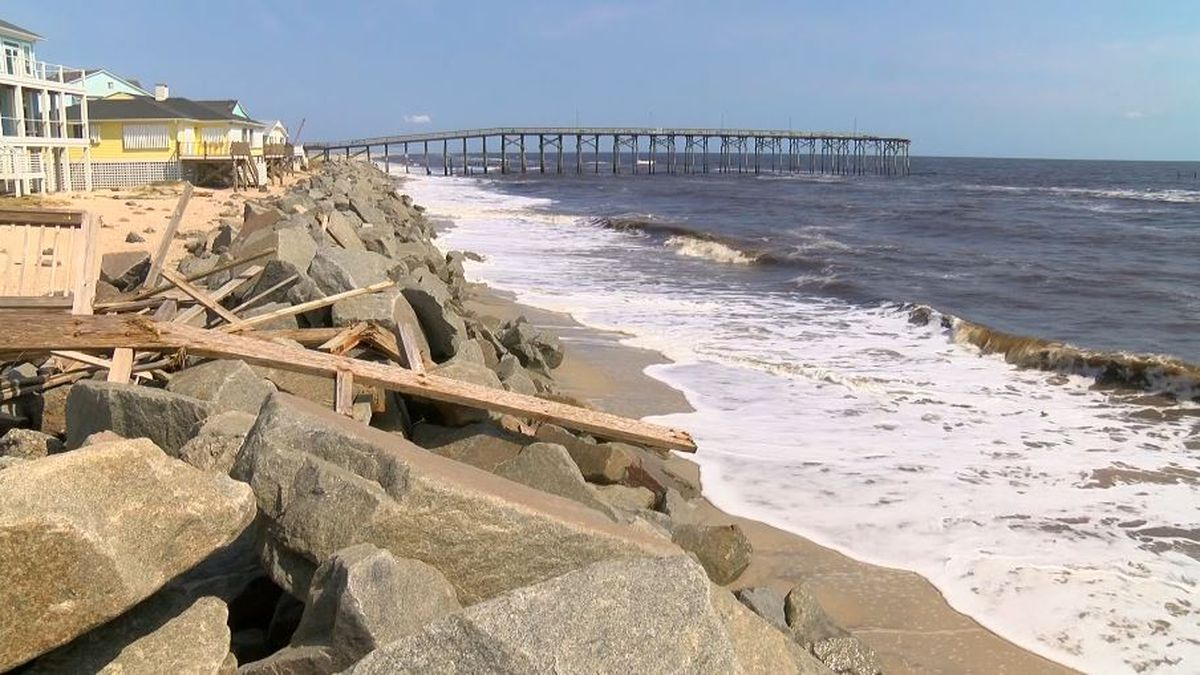 Carolina Beach residents recovering from Hurricane Florence