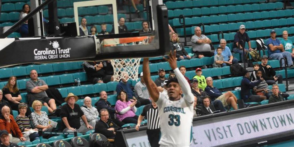 Coastal Carolina gives up 100 points in loss to Texas State