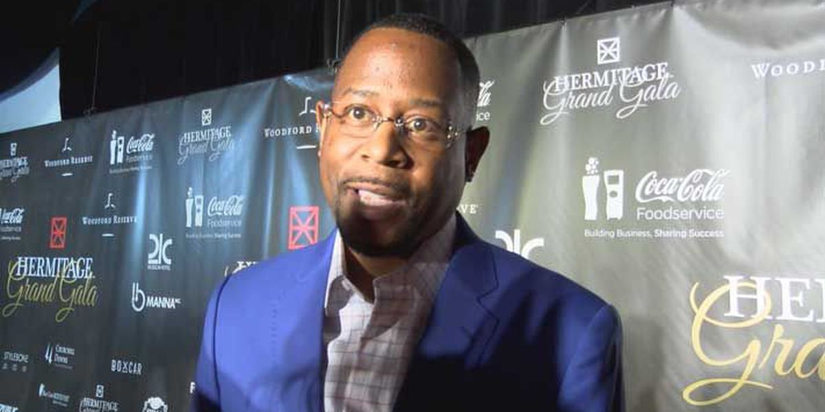 Martin Lawrence brings comedy tour to Columbia