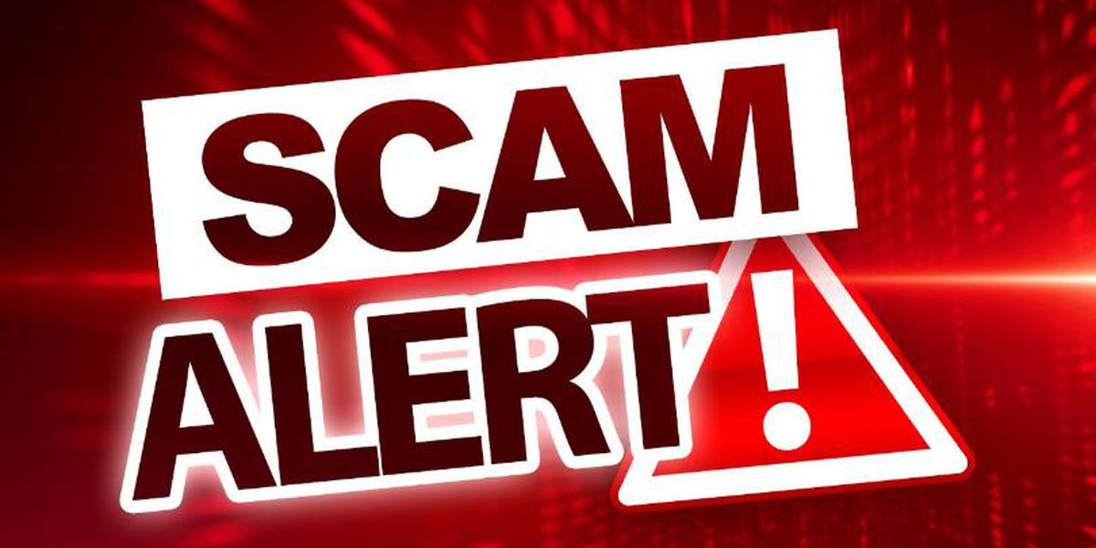 Bluffton PD warning residents of recent phone scam