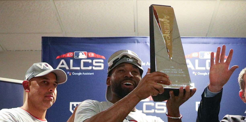 Former Gamecock Bradley Jr. Named ALCS Most Valuable Player