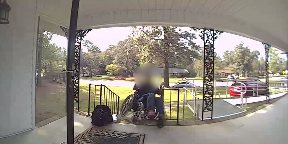 Caretaker suspended after N.C. man who uses wheelchair rolls down stairs