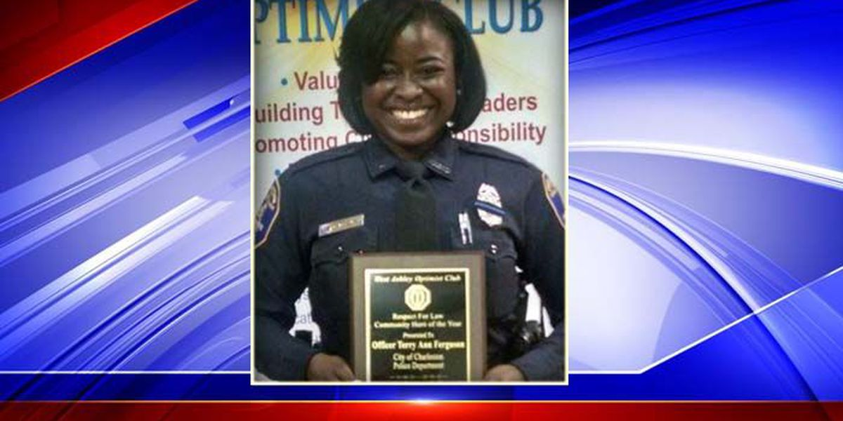 Charleston cop who used CPR to save infant's life honored by community