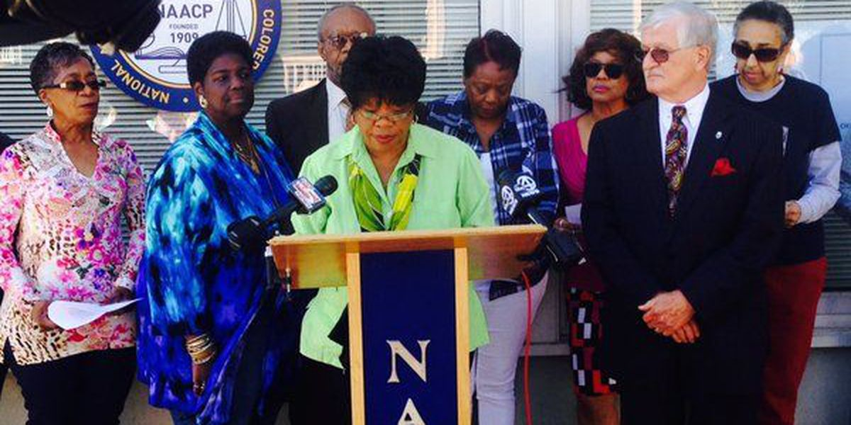 NAACP says teachers, parents being punished by big budget deficit