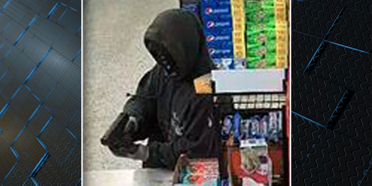 Police seeking to ID suspect in Goose Creek armed robbery at Circle K