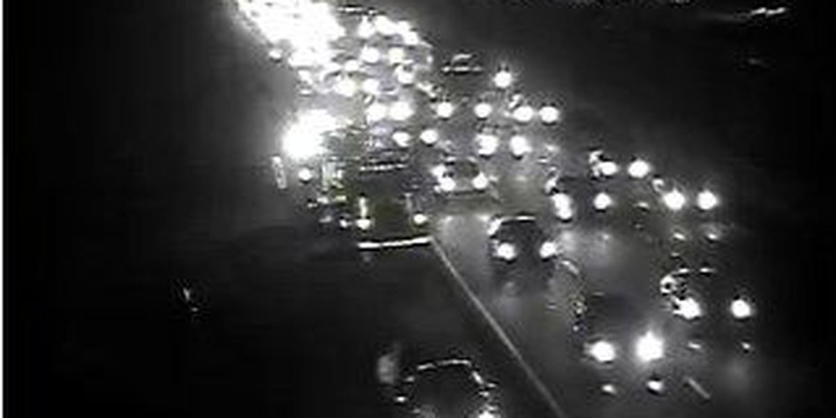 Crews clear WB I-26 accident near College Park Road exit