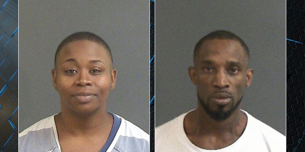 Investigators arrest two suspected in multiple car break-ins in N. Charleston