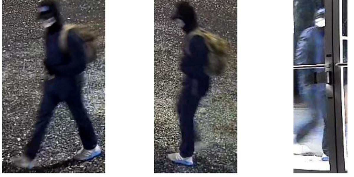 Charleston Police release suspect information in Democratic HQ vandalism