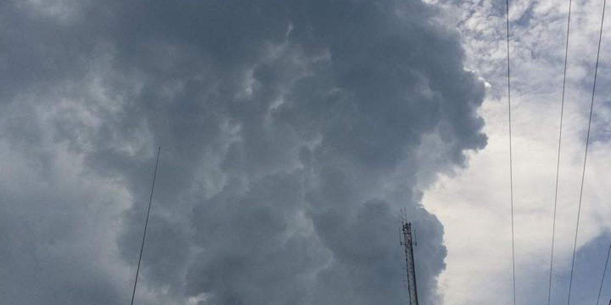FIRST ALERT WEATHER: Severe thunderstorms possible across Lowcountry