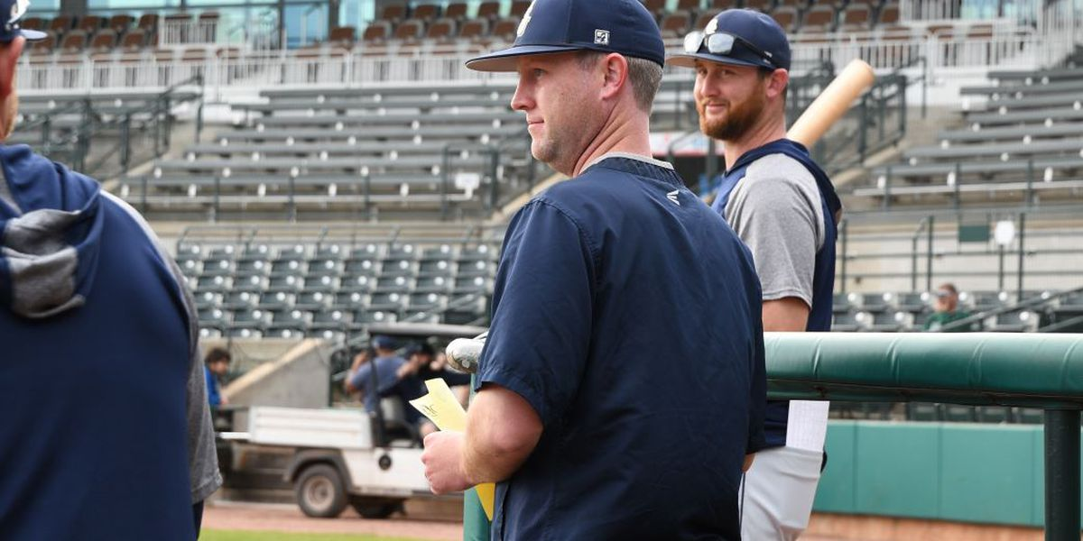 Ward to step down as Charleston Southern head baseball coach