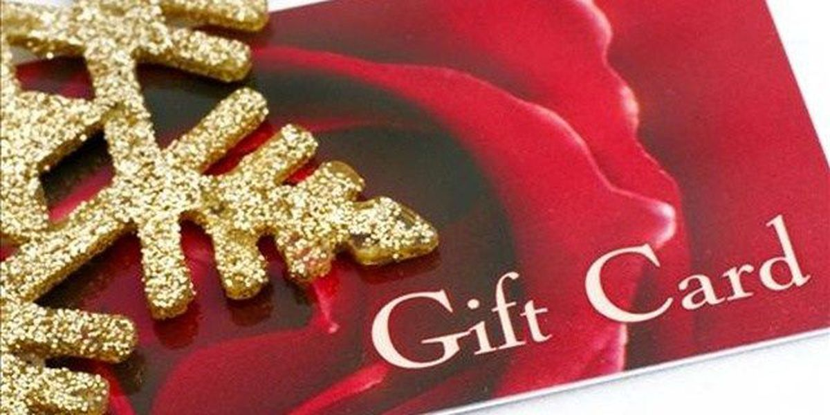 Experts: Gift cards may come with strings attached
