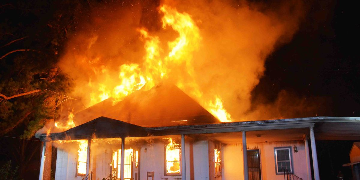 Fire destroy 125-year-old Colleton County home
