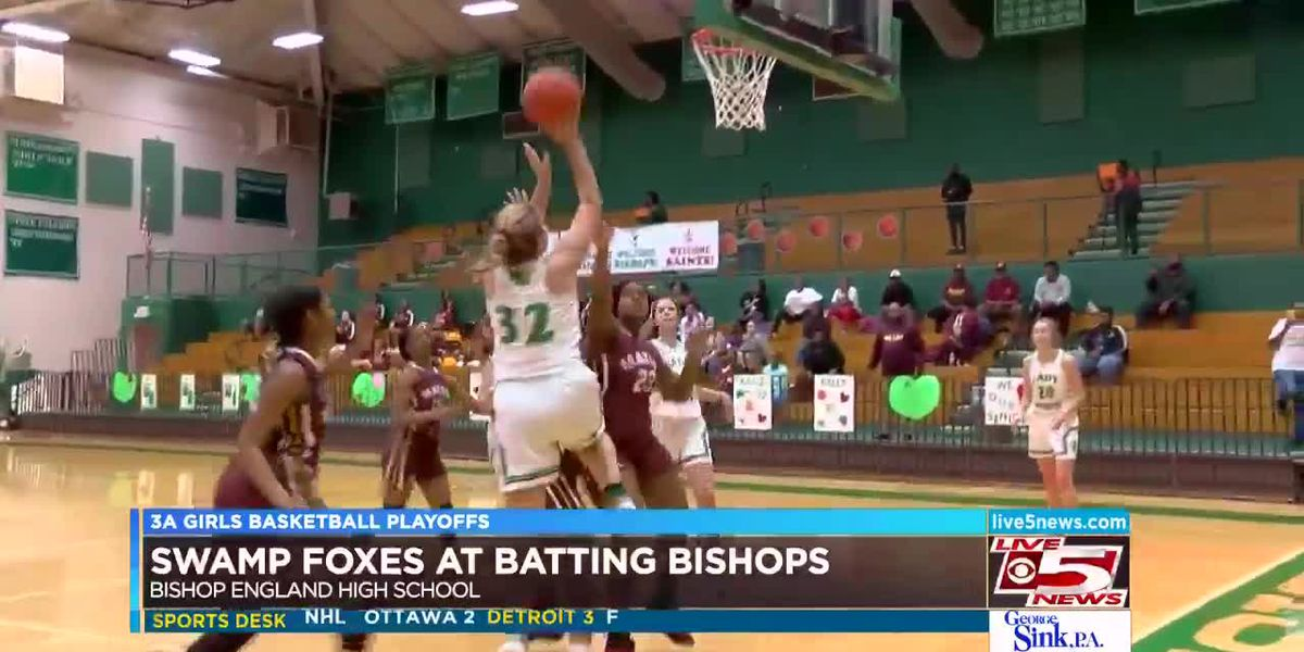 VIDEO: Bishop England girls defeat Marion