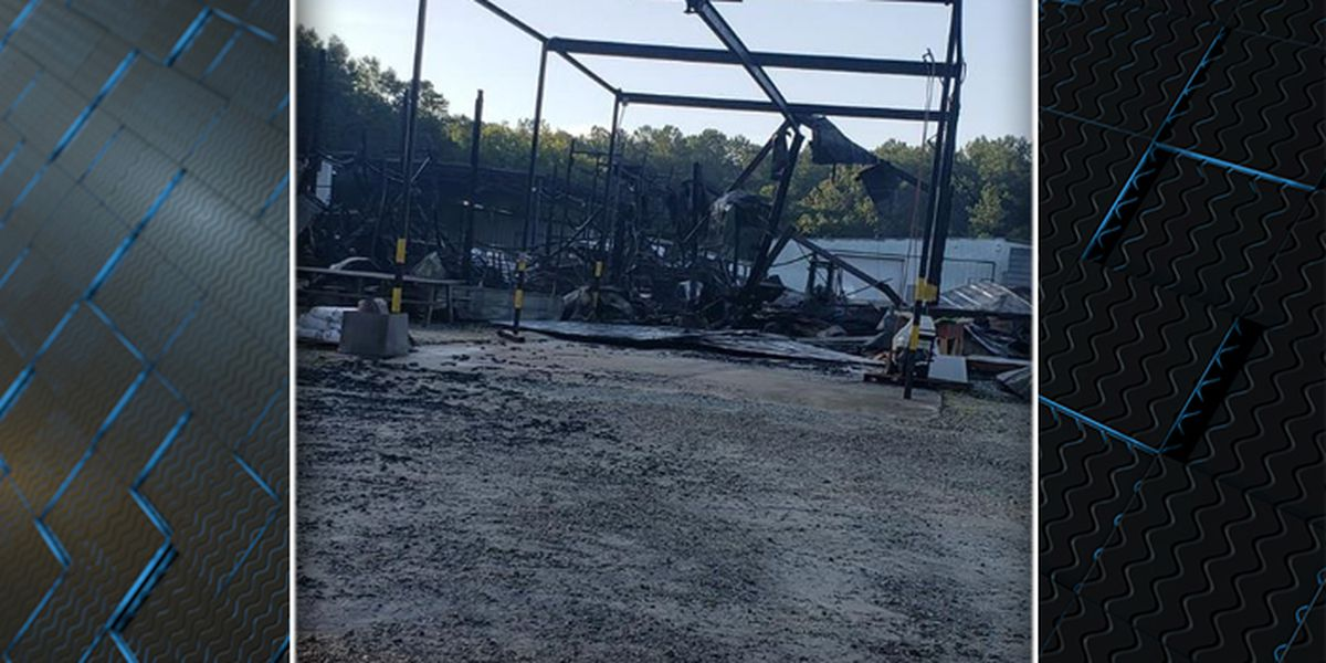 Boat company says production still on schedule after fire at Dorchester Co. complex
