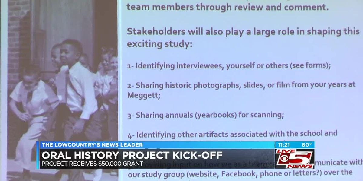 VIDEO: Oral History Project seeks to share stories of formers student who experienced desegregation