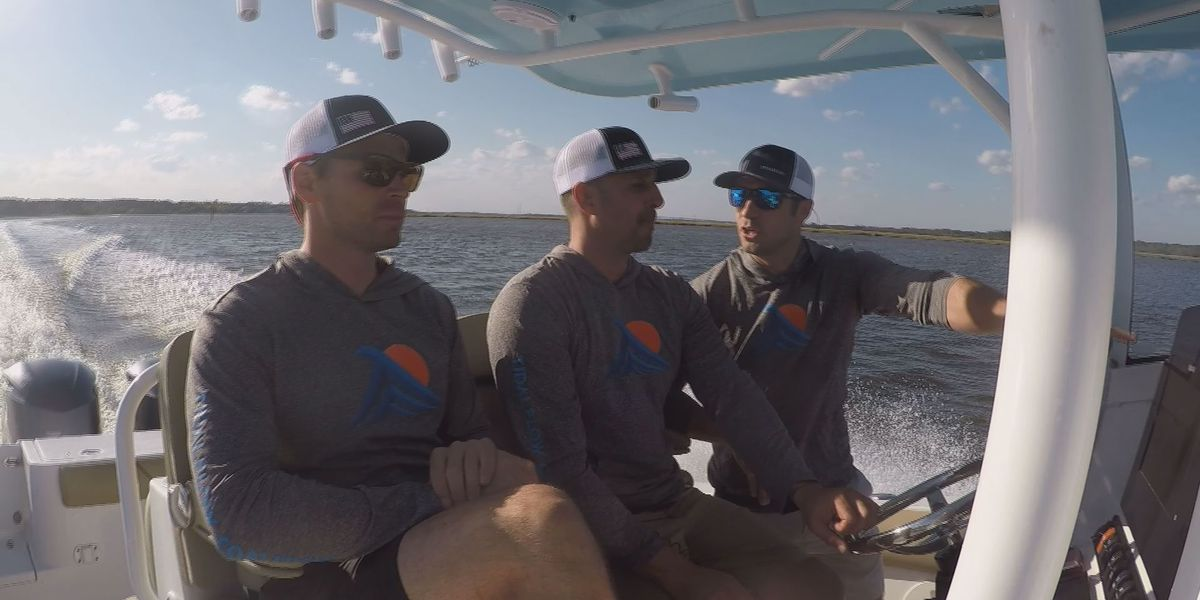 SC organization helping veterans by getting them on the water