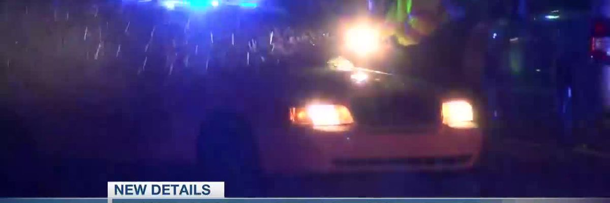VIDEO: Bicyclist dies after early-morning crash with vehicle