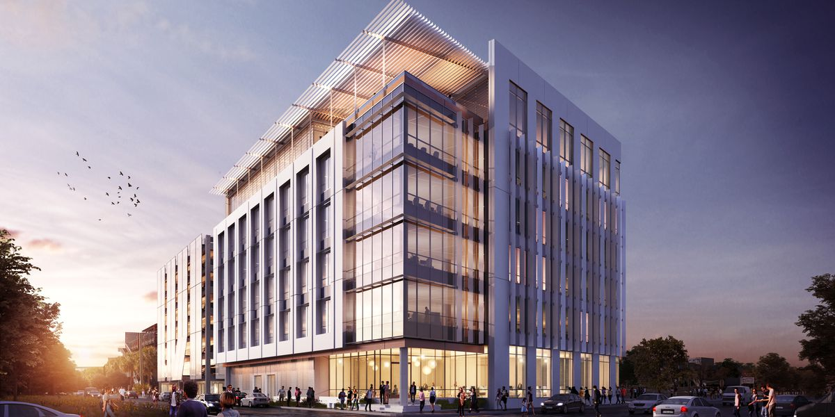 Charleston's tech sector growing with new downtown building on the way