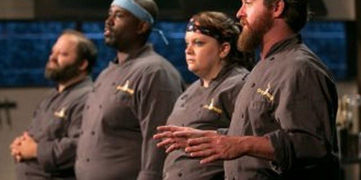 Home Team BBQ Pitmaster Taylor Garrigan wins Food Network's Chopped