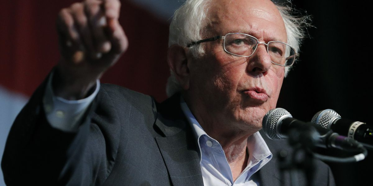 Presidential candidate Bernie Sanders scheduled to make campaign stop at CofC