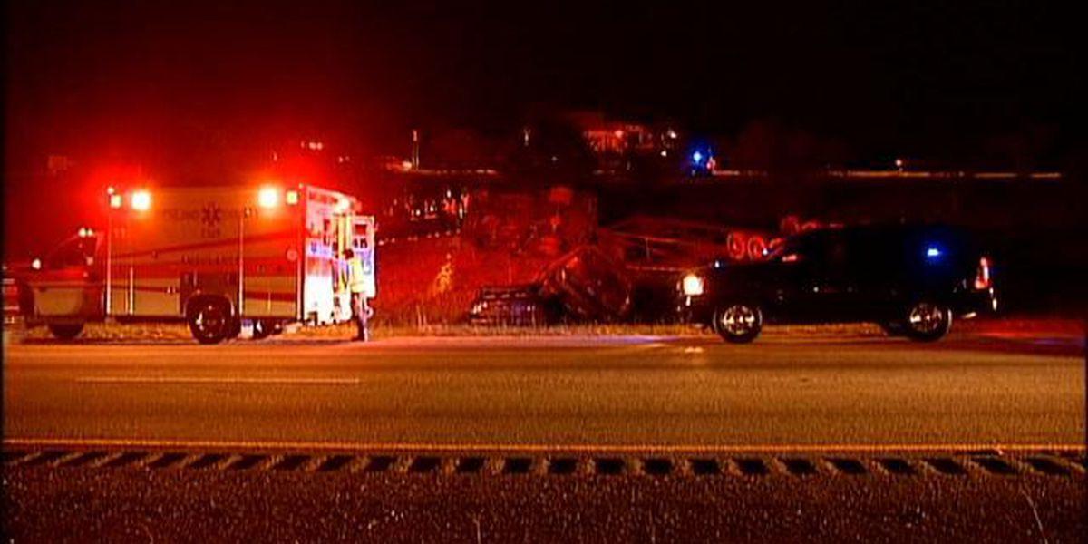 Berkeley Co. man dies in I-77 crash