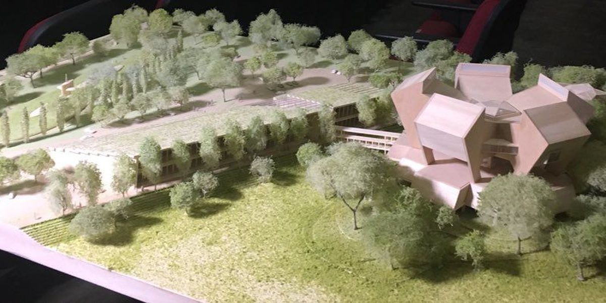 Community members agree on architectural design of Medal of Honor Museum