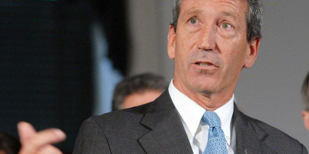 Mark Sanford spending time in Lowcountry