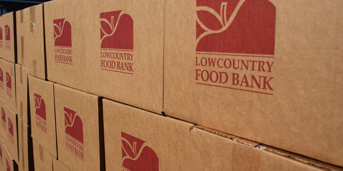 'Hope for the Holidays' campaign raises nearly $88K for Lowcountry Food Bank