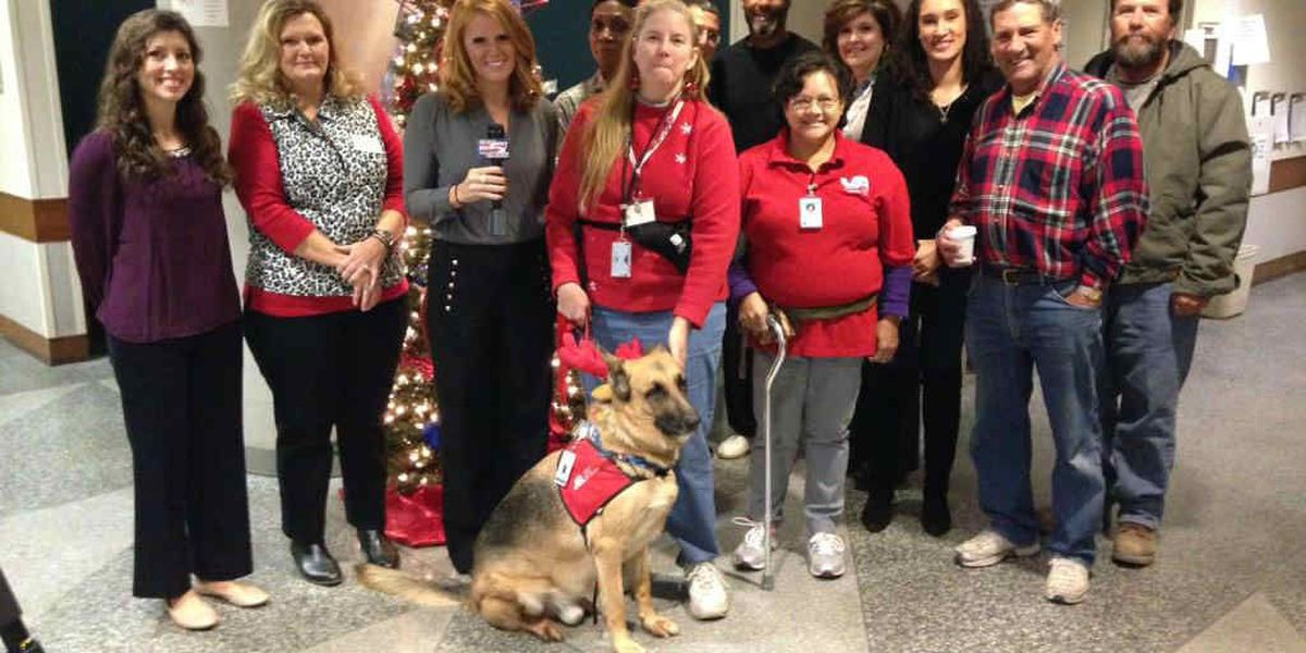VA provides opportunities to make the holidays bright for veterans