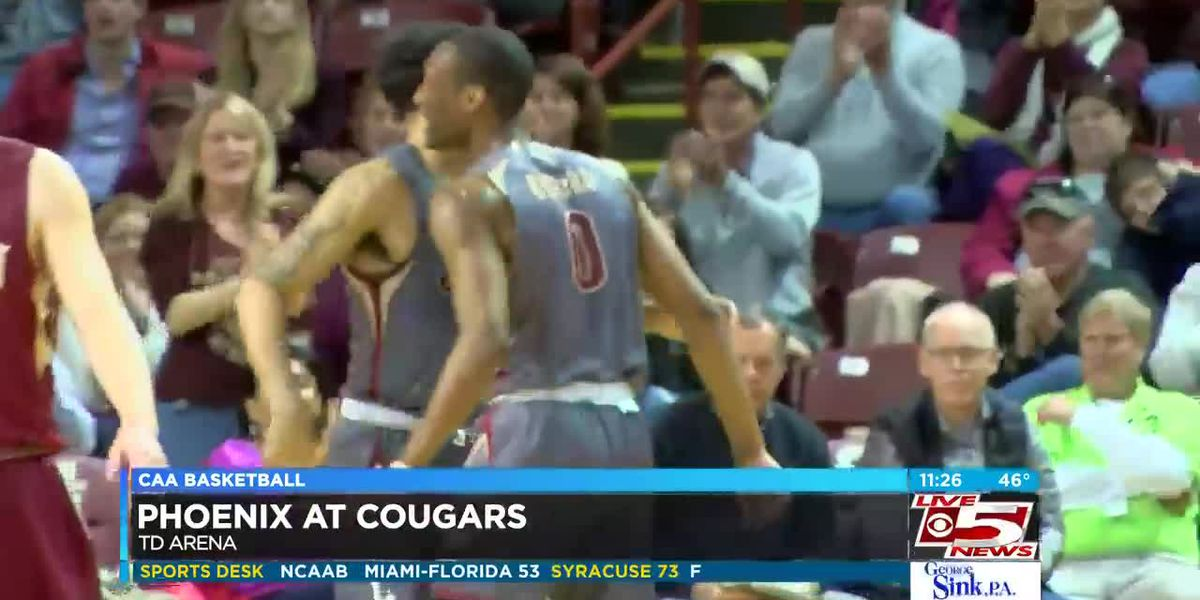 VIDEO: CofC earns a 19 point win over Elon