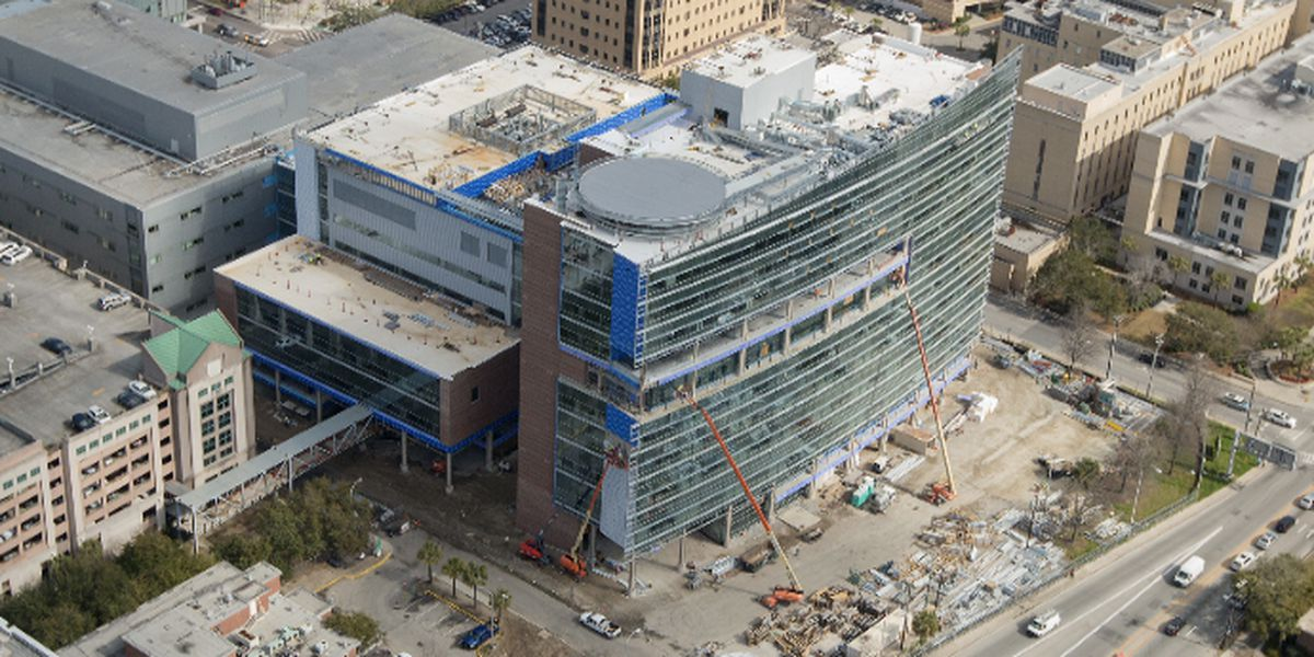 You (Helped) Pay For It: New Children's Hospital