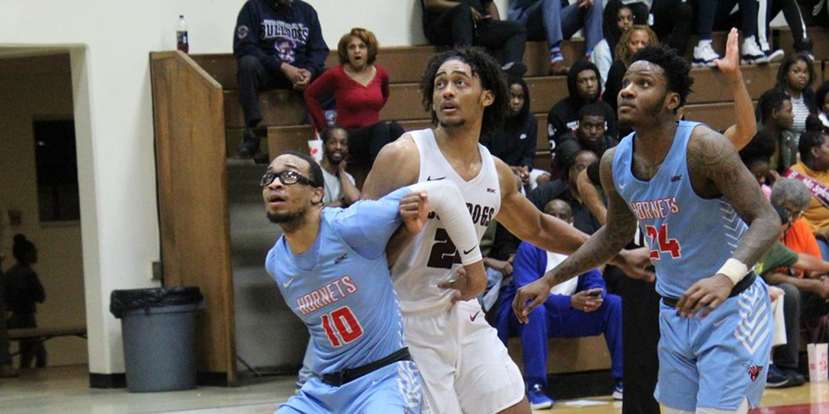 Bulldogs Roll With 100-86 Victory Over Delaware State